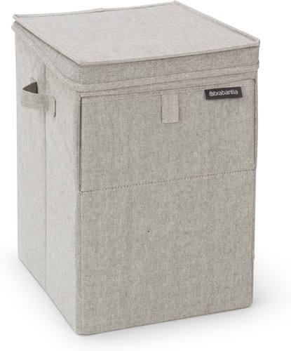 Brabantia Stackable laundry box 35 liters - Gray Main Image