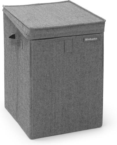 Brabantia Stapelbare wasbox 35 liter - Pepper Black Main Image