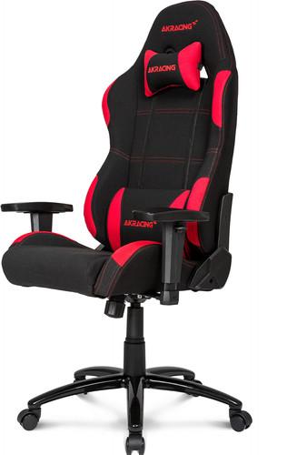 AKRacing Gaming Chair Core EX - Zwart / Rood Main Image
