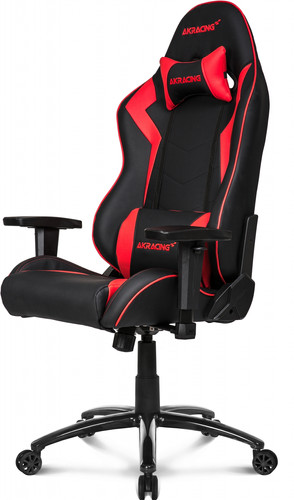 AKRacing, Gaming Chair Core SX - PU Leather Rood Main Image