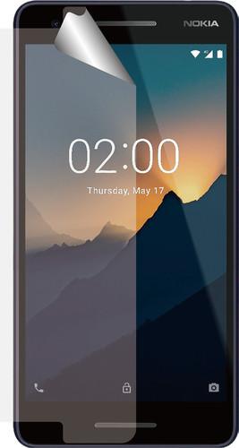 Azuri Nokia 2 (2018) Screenprotector Plastic Duo Pack Main Image