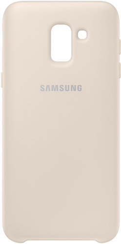 Samsung J6 (2018) TPU Full body cover Gold Main Image
