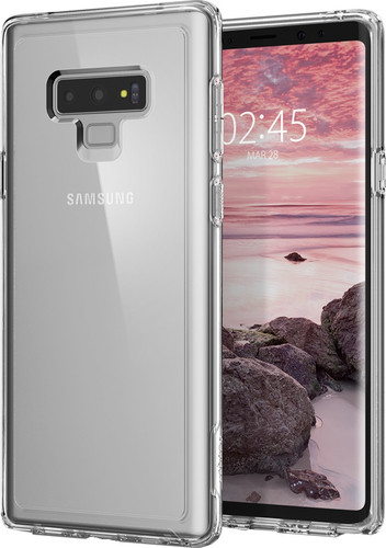 Spigen Slim Armor Crystal Samsung Galaxy Note 9 Back Cover Transparent Main Image