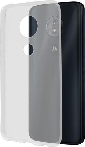 Azuri Glossy TPU Motorola Moto G6 Play Transparent Main Image
