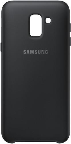 Samsung Galaxy J6 (2018) TPU Back Cover Black Main Image