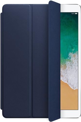 Apple Leren Smart Cover iPad Air (2019) en iPad Pro 10,5 inch Middernachtblauw Main Image