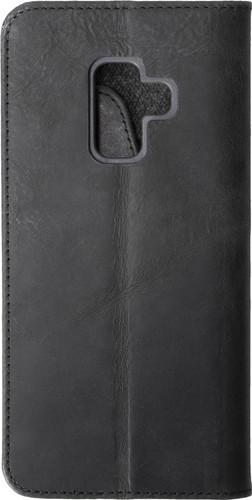 Krusell Sunne Samsung Galaxy A6 Plus (2018) Book Case Black Main Image
