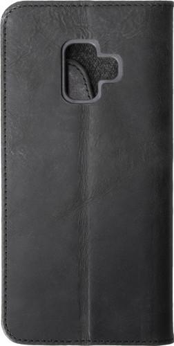 Krusell Sunne Samsung Galaxy A6 (2018) Book Case Black Main Image