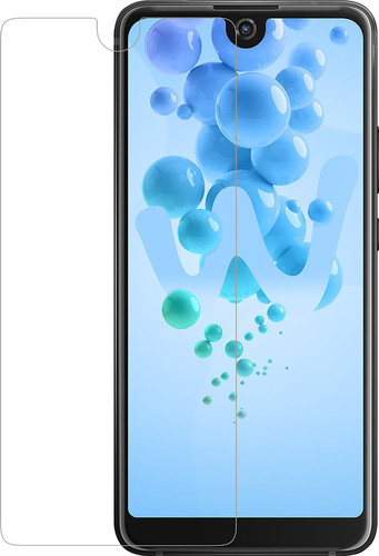 Azuri Tempered Glass Wiko View Pro Screen Protector Glass Main Image