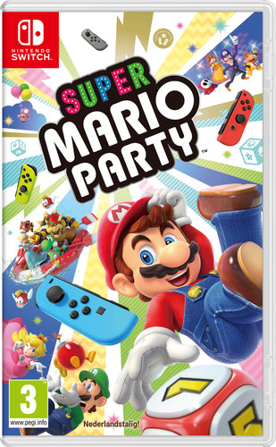 Super Mario Party Switch Main Image