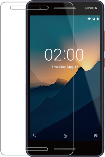 Azuri Tempered Glass Nokia 2.1 Screen Protector Glass Main Image
