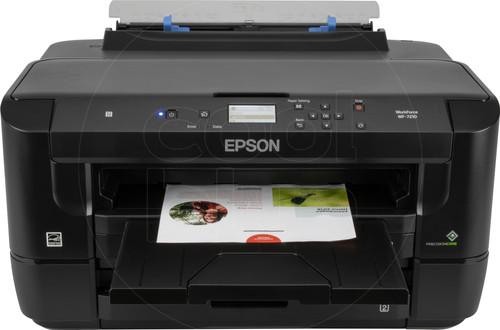 Epson WorkForce WF-7210DTW Main Image