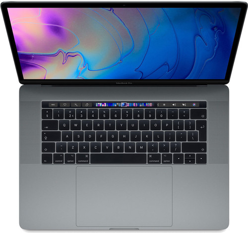 "Apple Macbook Pro 15"" Touch Bar (2018) 16GB/1TB 2,9GHz Space Gray Main Image"