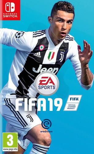 FIFA 19 Switch Main Image