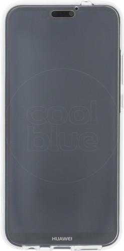 Azuri TPU Ultra Thin Huawei P20 Lite Full Body Transparant Main Image