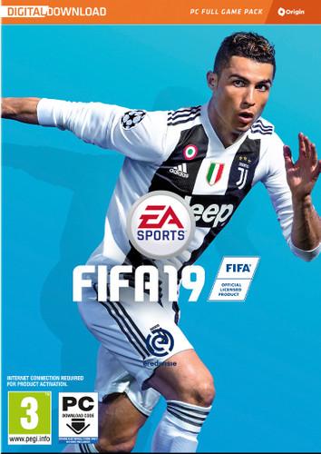 FIFA 19 PC Main Image