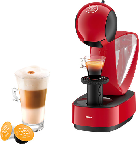 Krups Dolce Gusto Infinissima KP1705 Rood Main Image