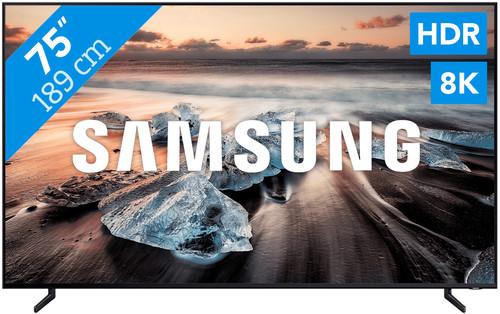 Samsung QLED 8K 75Q900R Main Image