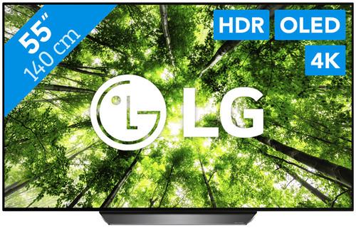 LG OLED55B8PLA Main Image