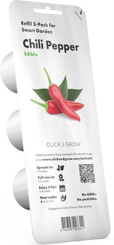 Chili Pepper Refill 3-Pack voor Smart Garden Main Image
