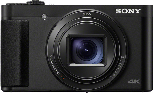 Sony CyberShot DSC-HX99 Zwart Main Image