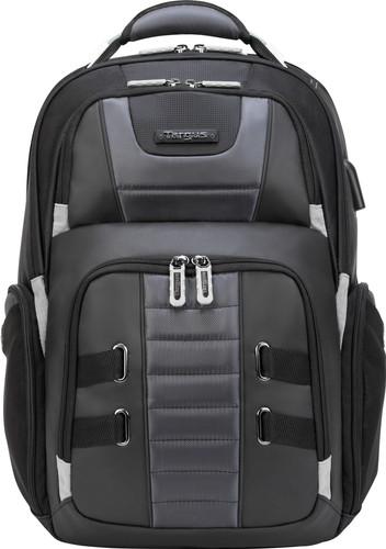 Targus DrifterTrek 15.6 USB Laptop Backpack Black Main Image