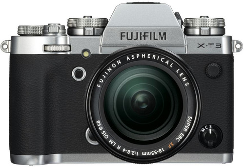 Fujifilm X-T3 Zilver + XF 18-55mm f/2.8-4.0 R LM OIS Main Image