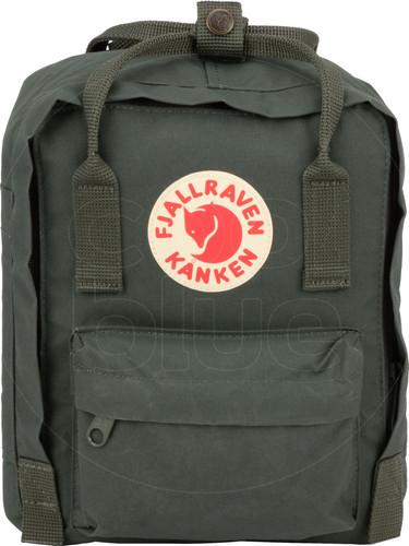 Fjällräven Kånken Mini Forest Green - Kids backpack Main Image