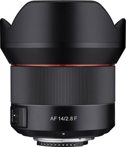 Samyang 14mm f/2.8 AF Nikon F Main Image