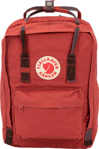 Fjällräven Kånken 13'' Deep Red-Random Blocked Main Image