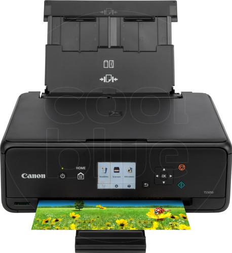 Canon PIXMA TS5050 Black Main Image