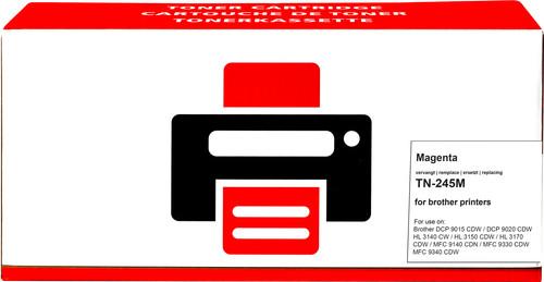 Pixeljet TN-245 Magenta for Brother printers Main Image