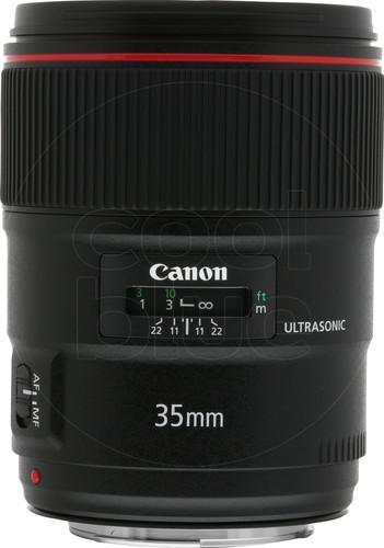 Second Chance Canon EF 35mm f/1.4L II USM Main Image