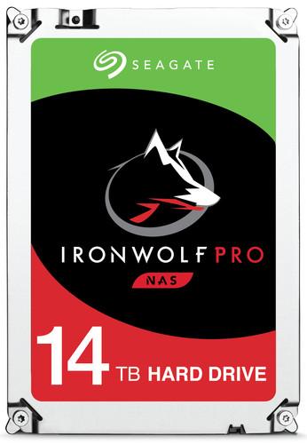 Seagate IronWolf Pro 14TB Main Image