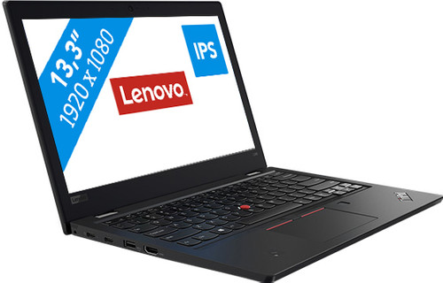 Lenovo Thinkpad L380 i5 - 8GB - 256GB SSD Main Image