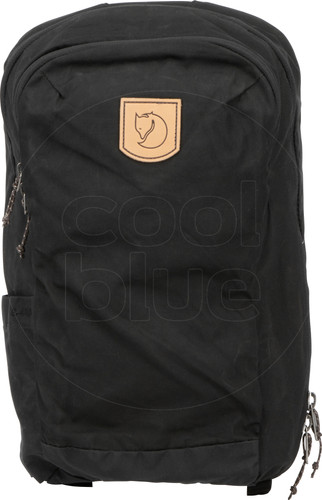 Fjällräven High Coast Trail 20L Black Main Image