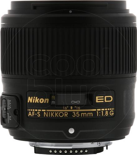 Nikon AF-S 35mm f/1.8G ED Main Image