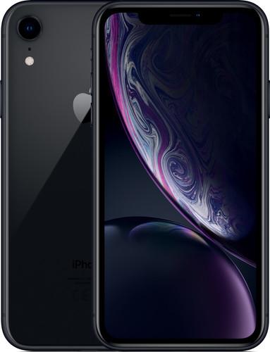 Apple iPhone Xr 128 GB Zwart Main Image