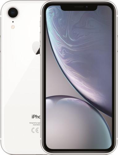 Apple iPhone Xr 128 GB Wit Main Image