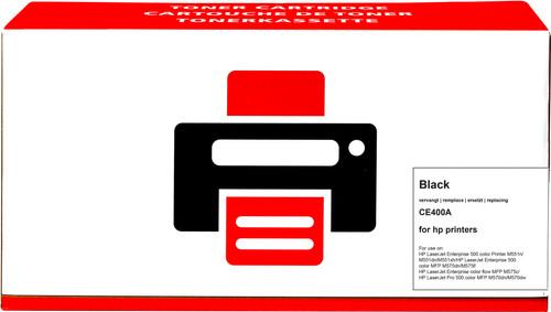 Pixeljet 507A Toner Black for HP printers (CE400A) Main Image