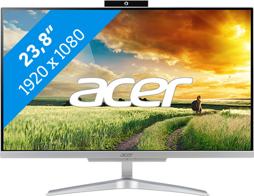 Acer Aspire C24-865 I3414 Pro NL All-in-One Main Image