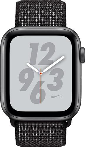 Apple Watch Series 4 44mm Nike+ Space Gray Aluminium/Nylon Sportband Main Image