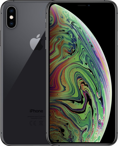 Apple iPhone Xs Max 512 GB Space Gray Main Image