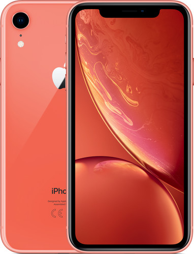 cheap for discount da09c daf6f Apple iPhone Xr 64GB Coral