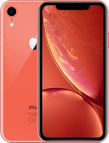 Apple iPhone Xr 64 GB Koraal Main Image