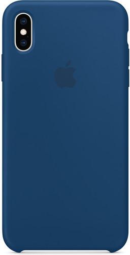 Apple iPhone Xs Max Silicone Case Blue Horizon Main Image