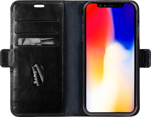 DBramante1928 Copenhagen Apple iPhone Xs Max Book Case Black Main Image