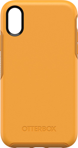 Otterbox Symmetry iPhone Xr Back Cover Yellow Main Image