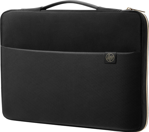 HP 14 '' Carry Sleeve Black / Gold Main Image