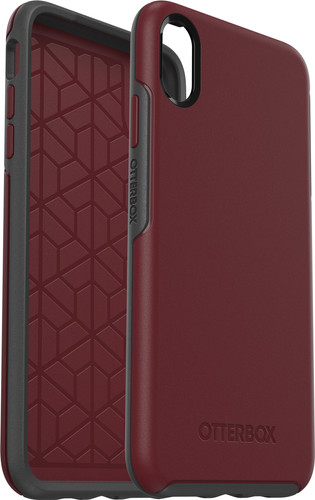 Otterbox Symmetry Apple iPhone Xs Max Back Cover Red Main Image